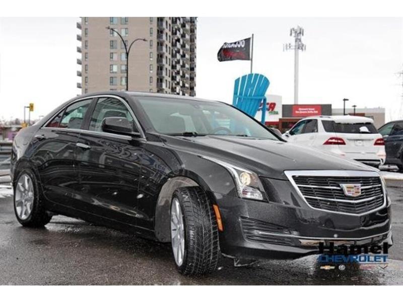 Cadillac ATS 5