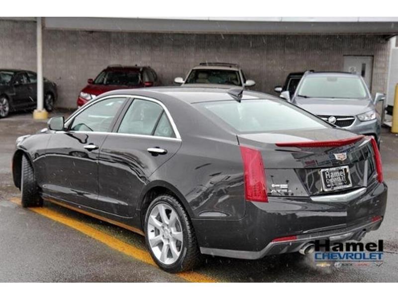 Cadillac ATS 9