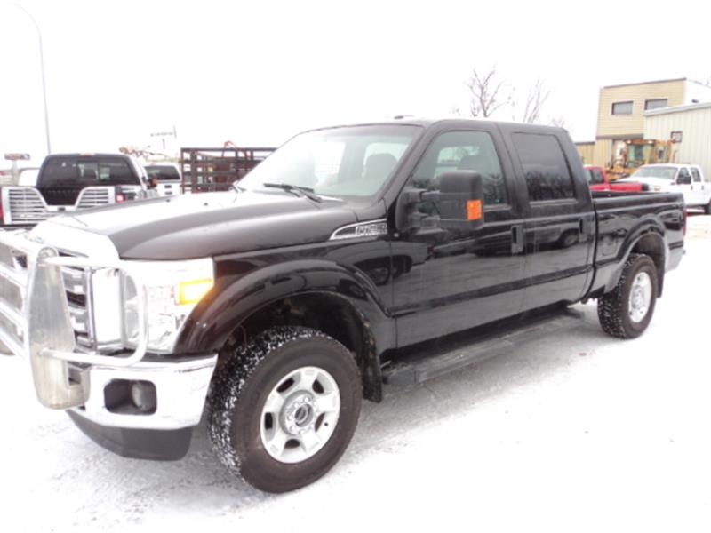 2015 Ford F-250 Series Crew Cab