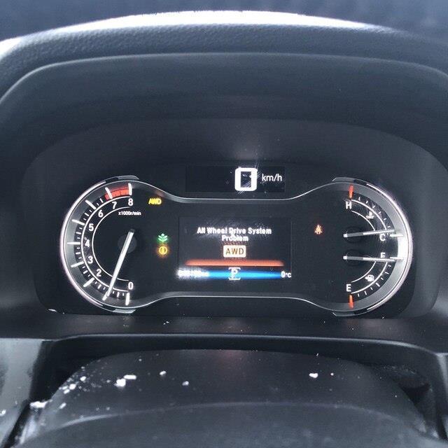 Honda Pilot 6
