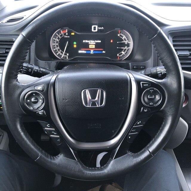 Honda Pilot 7