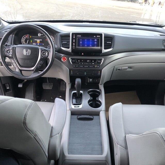 Honda Pilot 16