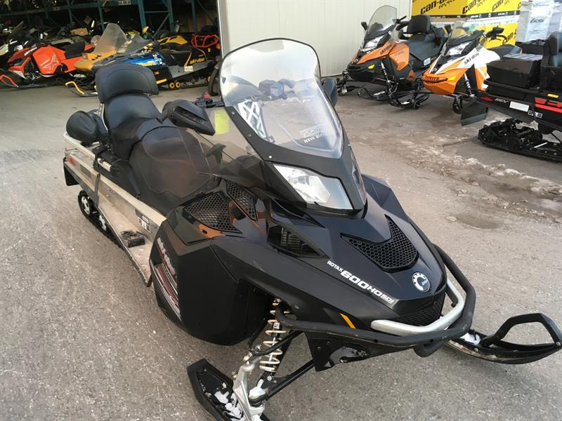 Ski-Doo Expedition LE 600 SDI 2010 #34752RDL