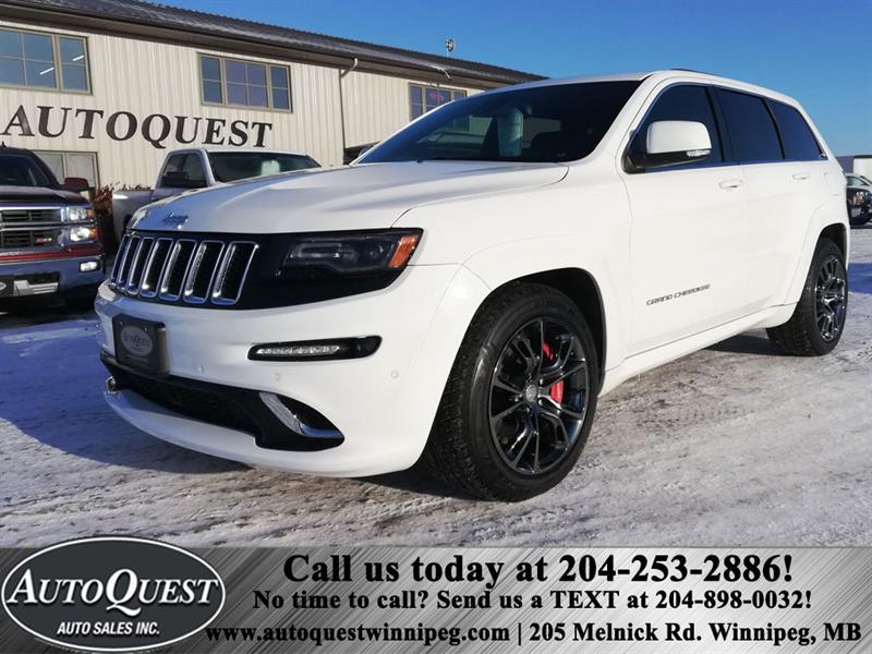 2014 Jeep Grand Cherokee SRT8 4WD 6.4L #5186