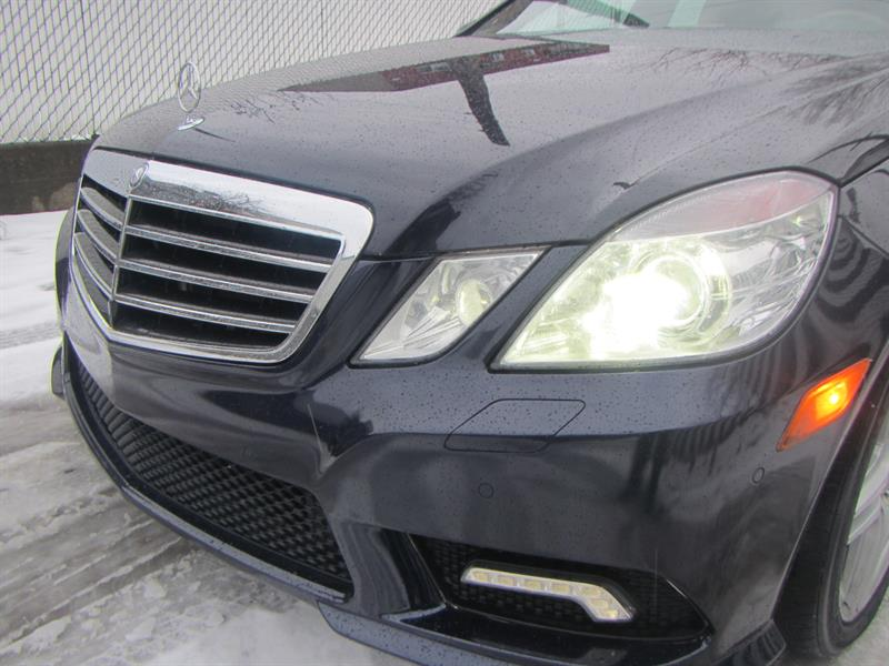 Mercedes-Benz E350 2011 NAVIGATION * AWD 4X4  E350 4MATIC #2517 ***375227