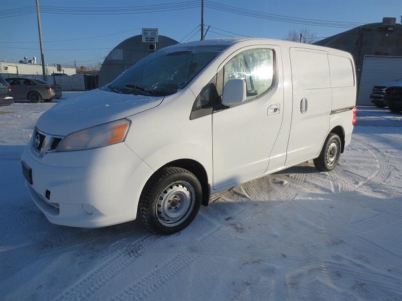 2013 Nissan NV200 I4 SV - Cargo #4275