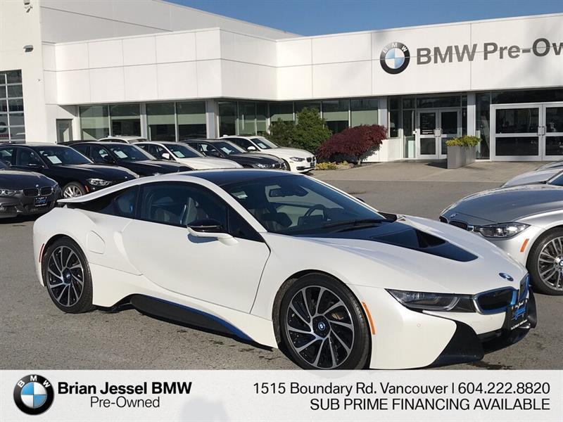 2015 BMW i8 #BP8863