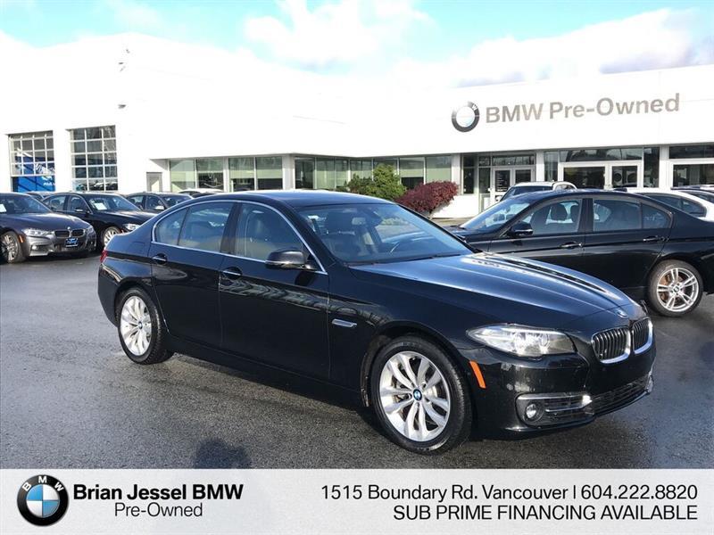 2016 BMW 528i - Premium Pkg - #BP8905