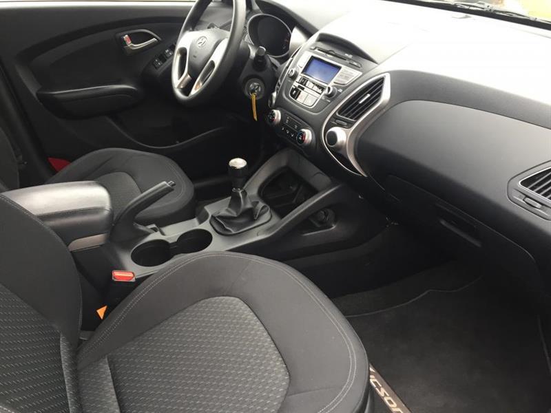 Hyundai Tucson FWD 20