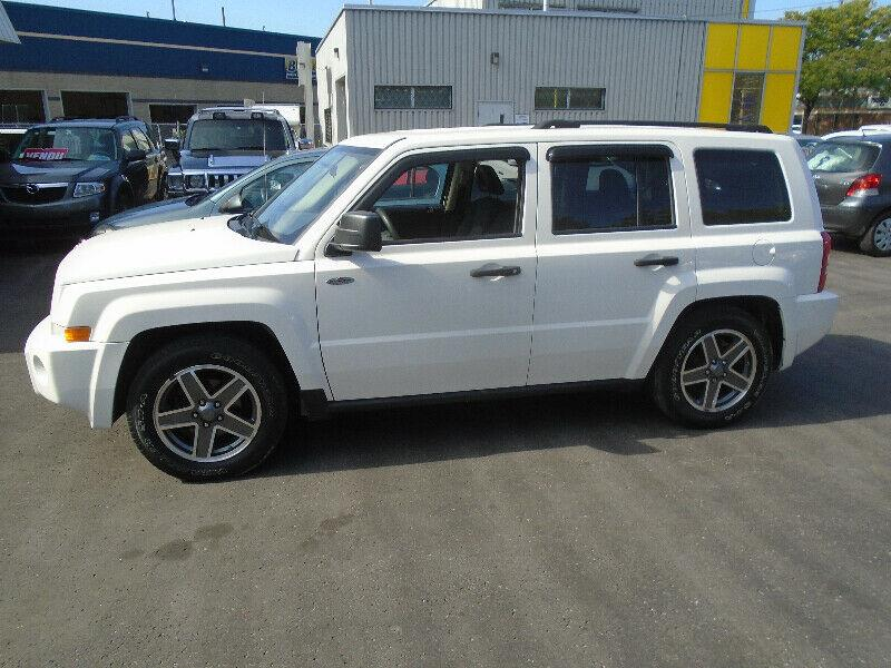 Jeep Patriot 2009 FWD 4dr #1432