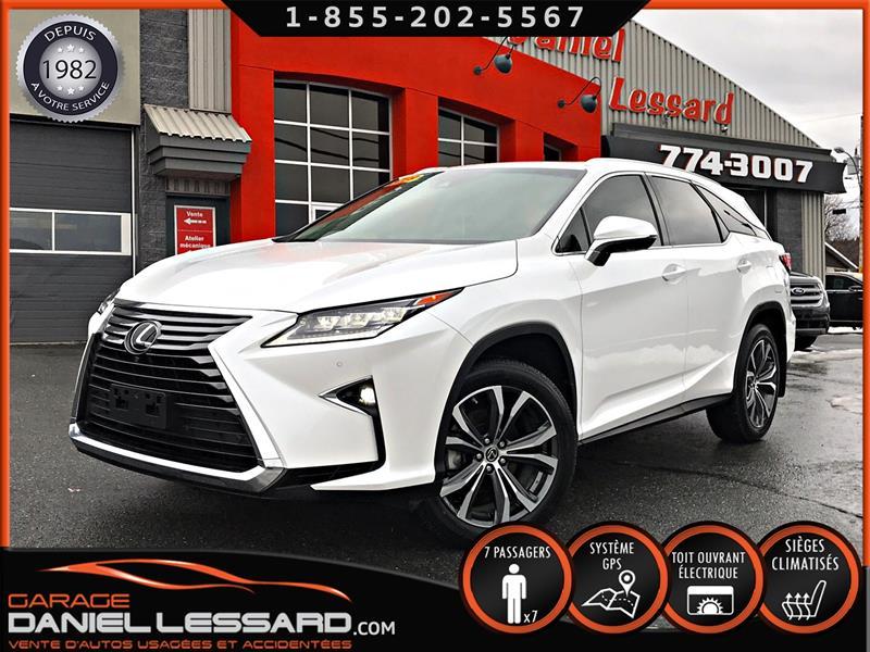 Lexus RX 350 2019 RX 350L, 7 PLACES, CUIR, TOIT, NAVIGATION, MAG 20  #99716