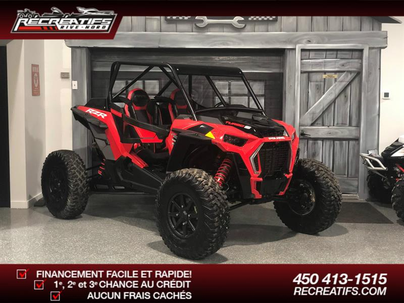 Polaris RZR Turbo S 2018