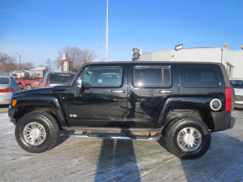 2006 Hummer H3 4dr 4WD SUV - Leather/Sunroof/Heated Seats #4288