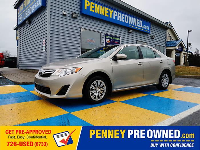 2014 Toyota Camry LE #LP0093