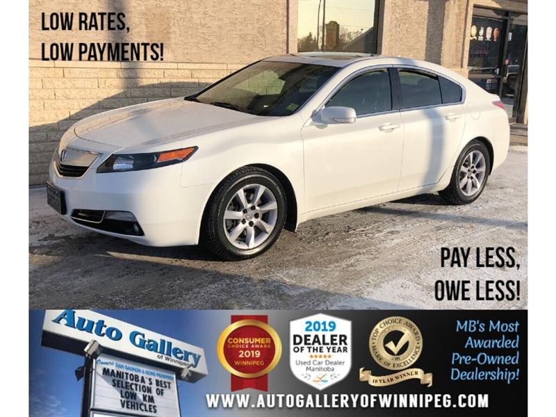 2013 Acura TL *Local Trade/Accident Free/B.tooth/Htd Lthr/Roof #24202A