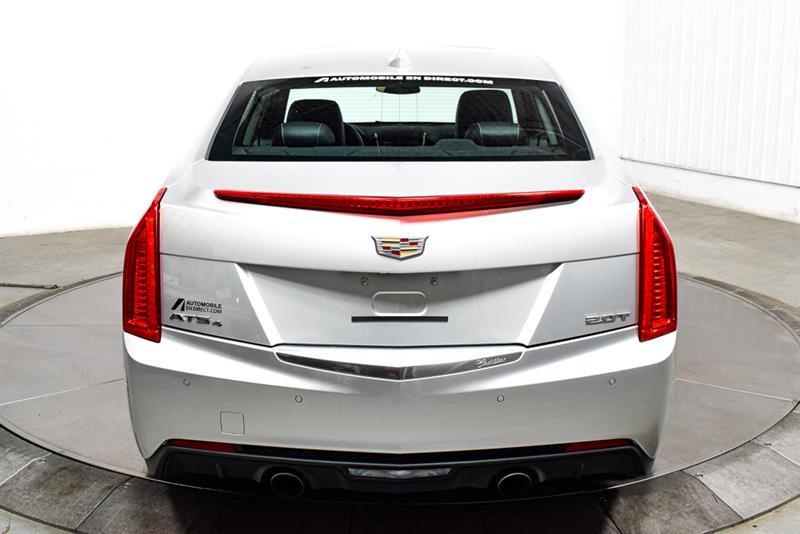 Cadillac ATS 7