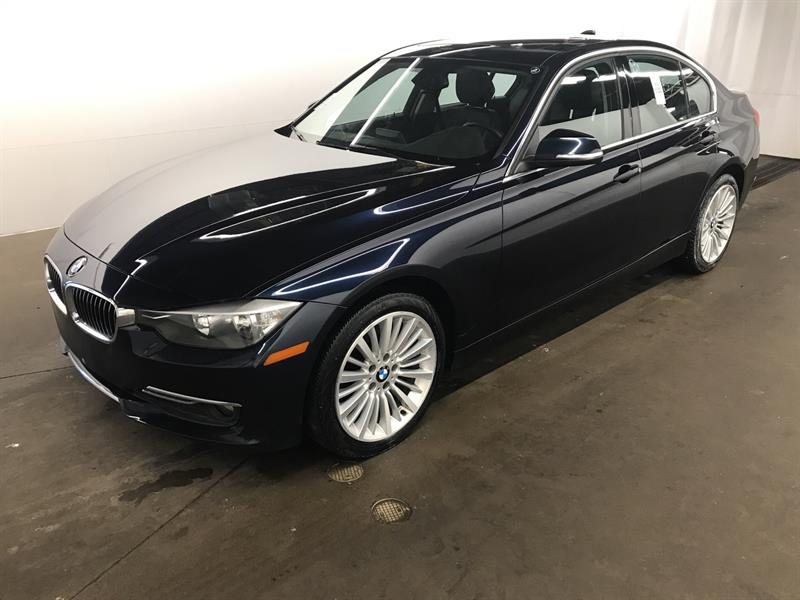 BMW 320I 2015 NAVIGATION  **PAY WEEKLY $59 SEMAINE** #2382 ***S76062