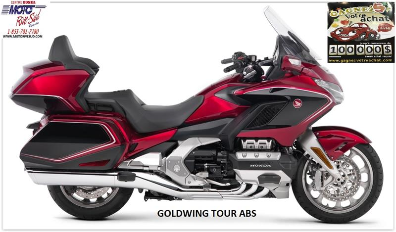 Honda GL1800 Gold Wing Tour ABS 2020 MOTO