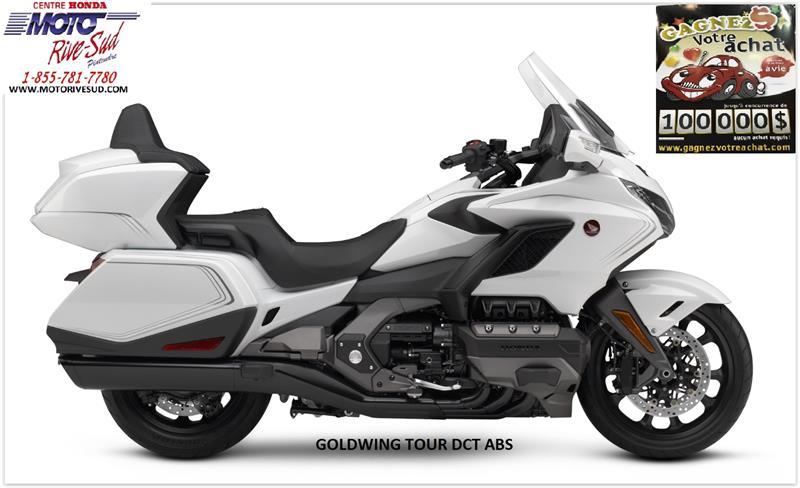 Honda GL1800 Gold Wing Tour DCT ABS 2020 MOTO