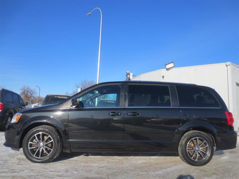 2016 Dodge Grand Caravan 4dr Wgn SXT Premium Plus - DVD/CAMERA/BLUETOOTH #4306