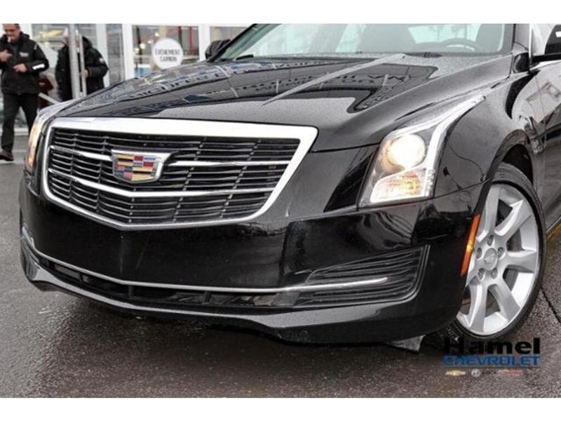 Cadillac ATS 15