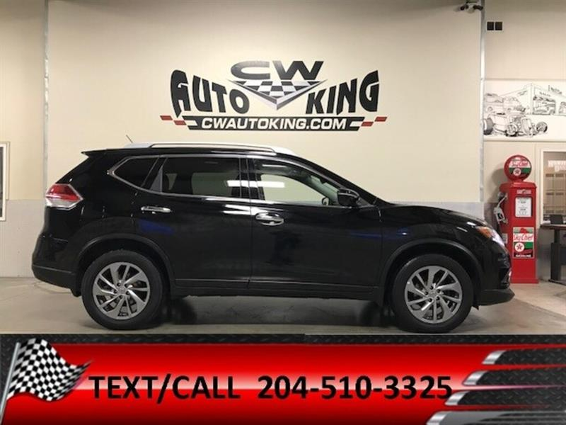 2015 Nissan Rogue SL/ Low Kms / 360 Cam / 0 Gravity Seating #20042538