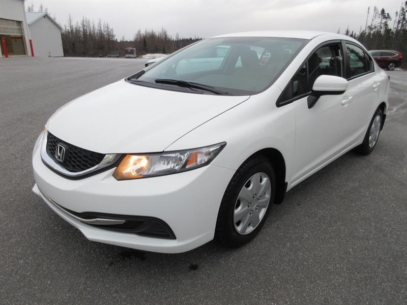 2014 Honda Civic Sedan 4dr CVT LX #H19135A