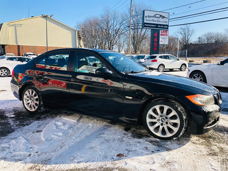 2007 BMW 3 Series 323i-Sport Package-Automatic-Cuir-Toit-Mags #95607