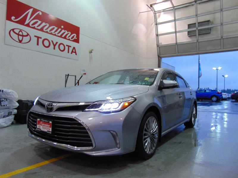 2017 Toyota Avalon Limited #21904AX