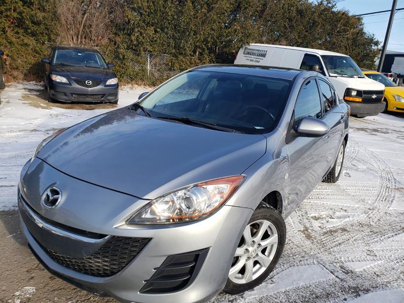 Mazda Mazda3 2010 4dr Sdn #19123