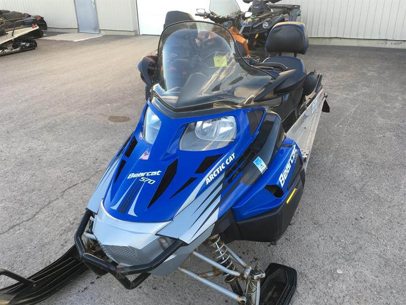 Arctic Cat Bearcat 570 2009 XT #34811RDL