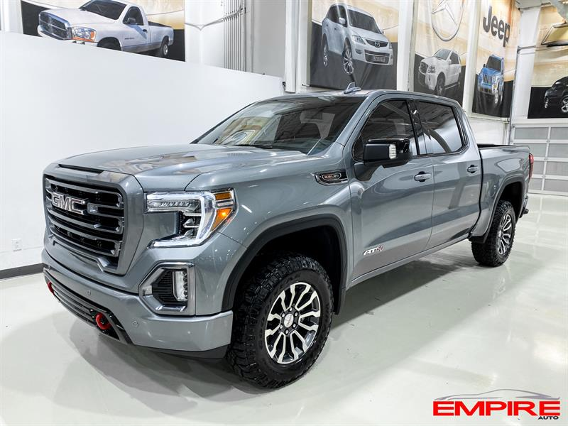 GMC Sierra 1500 2019 4WD Crew Cab AT4 6.2L 76,020$ #A335207