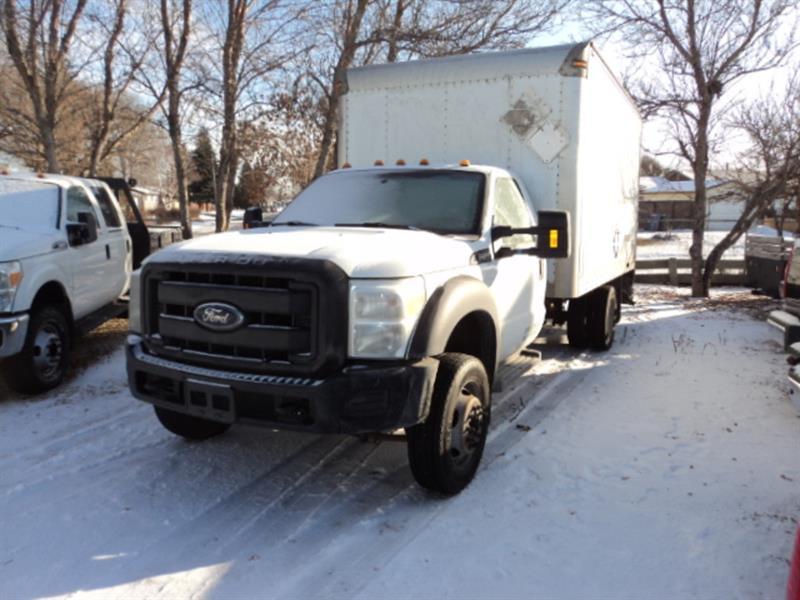 2015 Ford F-550 XL #19-48A0707