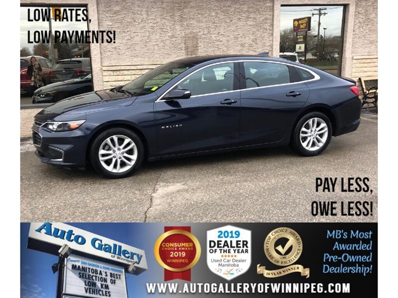 2017 Chevrolet Malibu LT *Bluetooth/Back.Cam #PR-24111