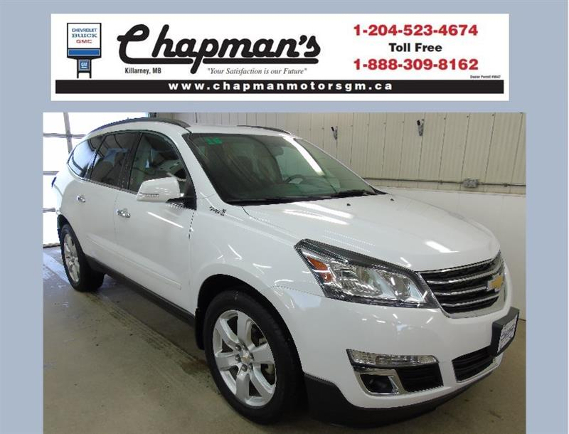 2016 Chevrolet Traverse 1LT #19-139A