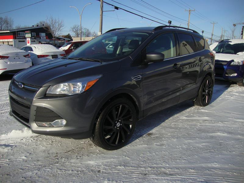 2014 Ford Escape FWD 18MAGS PANORAMIC ROOF-CUIR #S32-4402