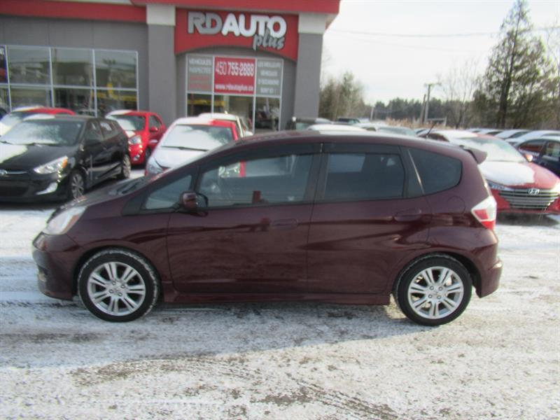 Honda Fit 2009 5dr HB Man Sport