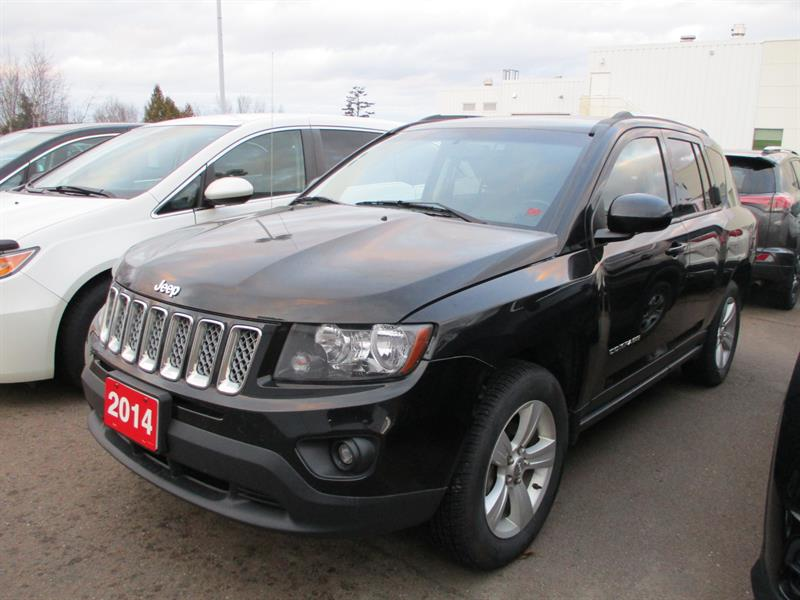 2014 Jeep Compass 4WD 4dr North #ED869267A