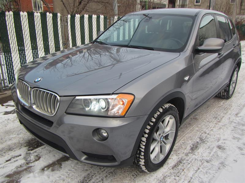 BMW X3 2014 AWD   **PAY WEEKLY $69 SEMAINE ** #2590 **D10126 ES
