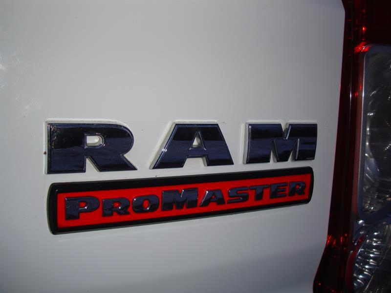Ram Cargo Van 15