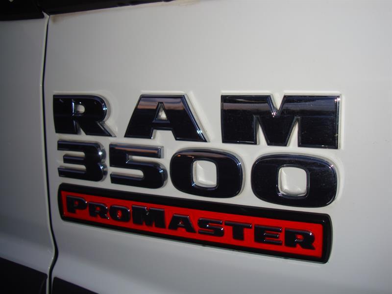 Ram Cargo Van 16