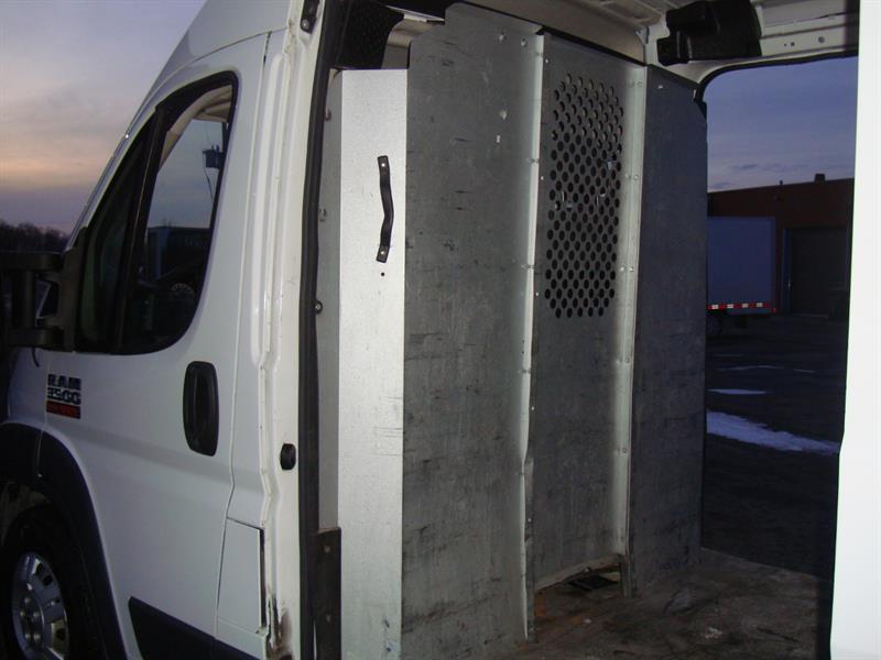 Ram Cargo Van 20