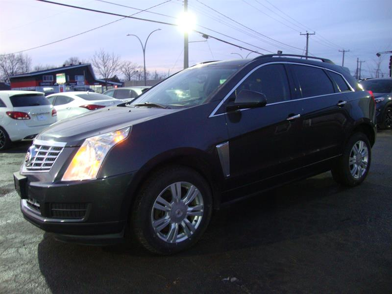 2014 Cadillac SRX FWD NAVIGATION-CUIR-BLUETOOTH-MAGS! #S10-4395