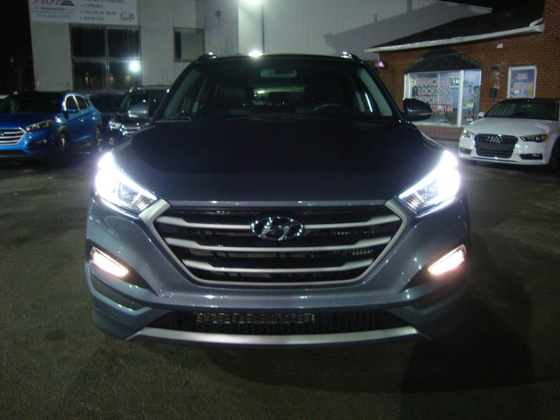 2016 Hyundai Tucson LIMITED AWD NAV-TECH-PANO ROOF-19MAGS #M0000004