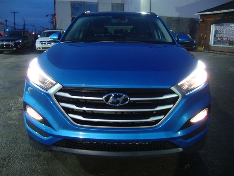 2017 Hyundai Tucson AWD LIMITED 19MAGS-CUIR-2TOIT-NAVIGATION  #M0021