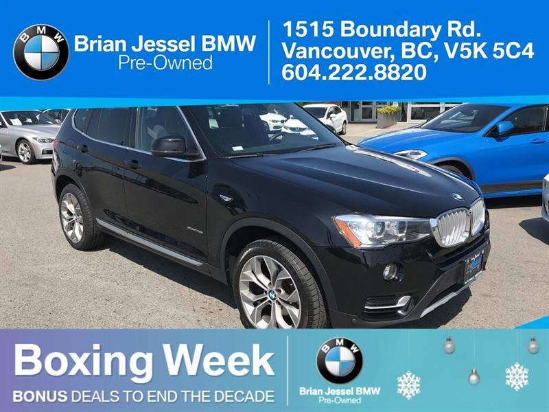 2017 BMW X3 - Premium Pkg - #BP8552
