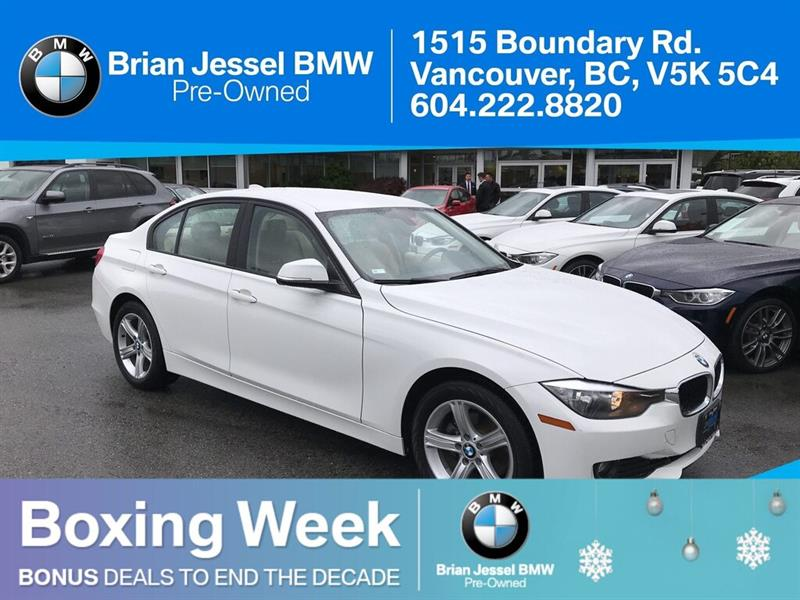 2015 BMW 320I - Navi Pkg, Parking Distance Control - #BP8668