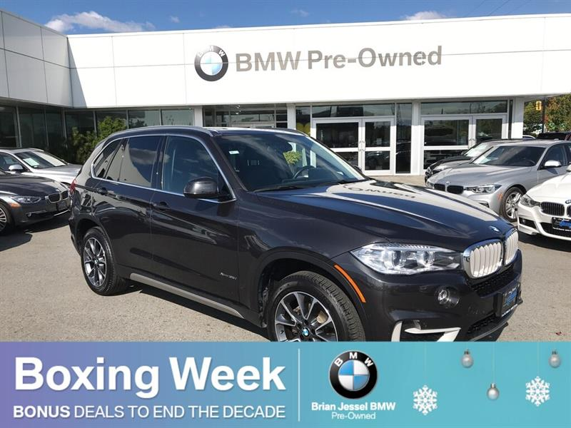 2018 BMW X5 - Premium Pkg, H/K Sound - #BP8735