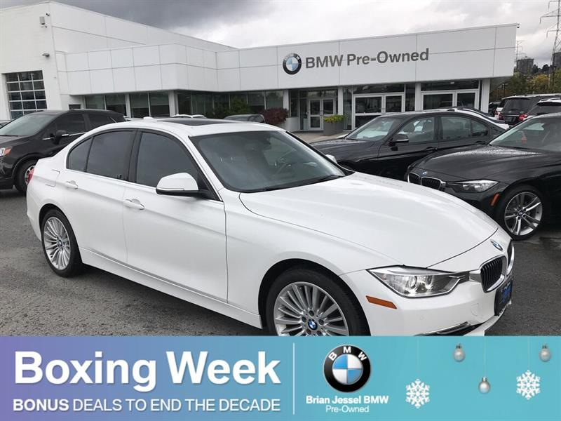 2015 BMW 328I - Premium Pkg - #BP865310