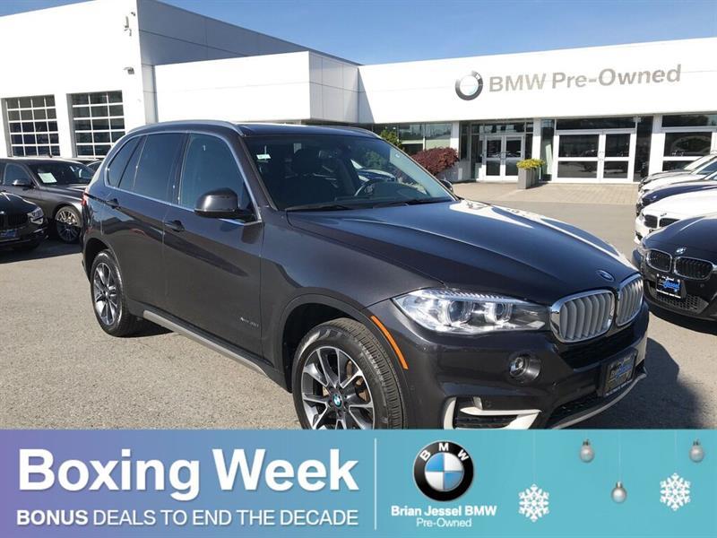 2018 BMW X5 - Premium Pkg, H/K Sound - #BPS115